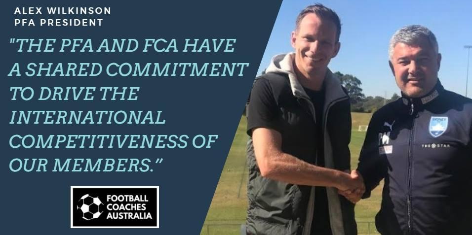 FCA/PFA Memorandum of Understanding
