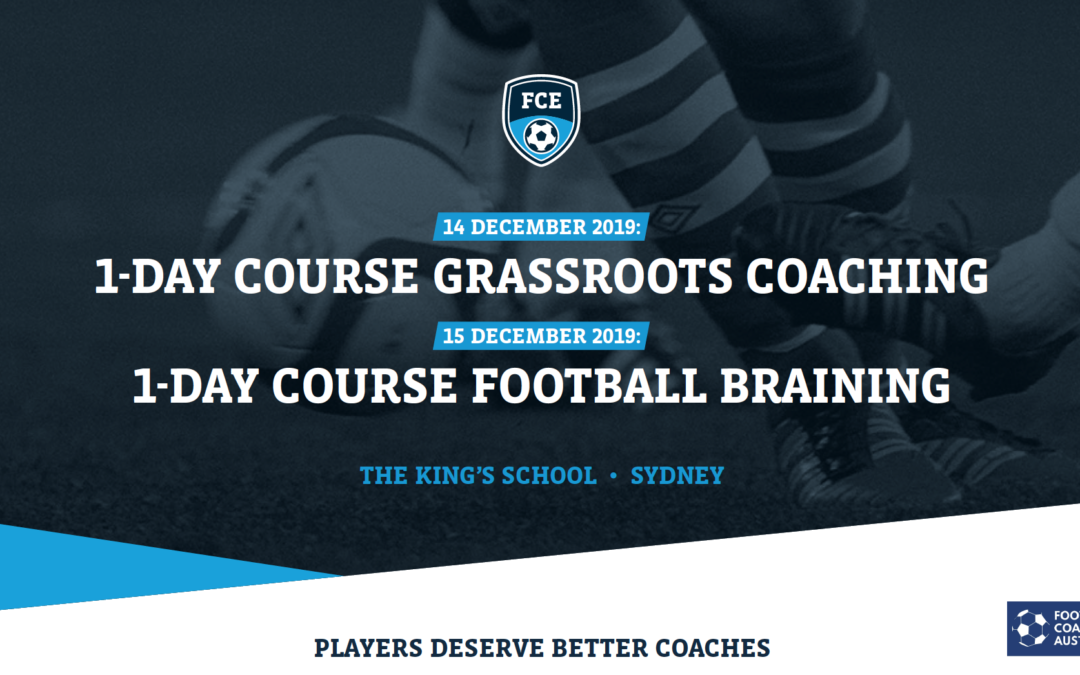 FOOTBALL COACHES AUSTRALIA SUPPORT PARTNER OF FOOTBALL COACH EVOLUTION