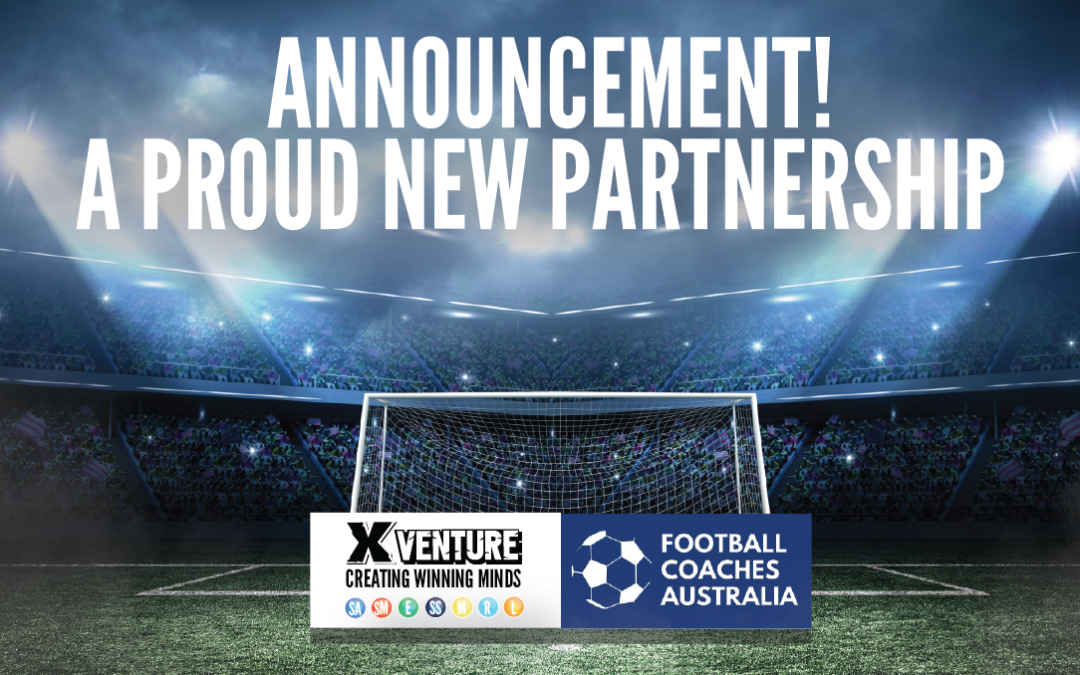 Football Coaches Australia and XVenture partnership to boost coaches across Australia