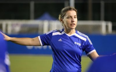 FCA Executive Member Belinda Wilson appointed to FIFA as Senior Technical Development Manager
