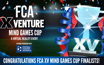Finalists announced for the Inaugural FCA XV Mind Games Cup